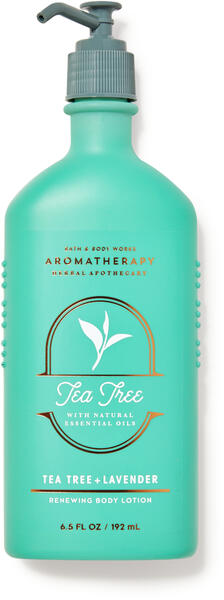 Tea Tree Lavender Body Lotion