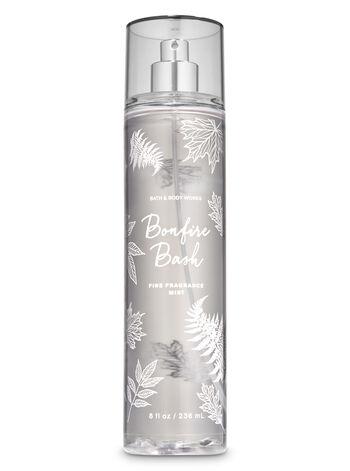 Bonfire Bash Fine Fragrance Mist - Bath And Body Works