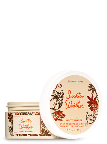 Sweater Weather Body Butter - Bath And Body Works