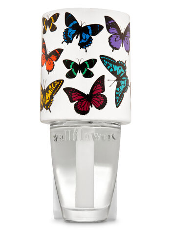 Colorful Butterfly Wallflowers Fragrance Plug