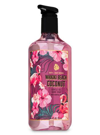 Waikiki Beach Coconut Gentle Gel Hand Soap - Bath And Body Works