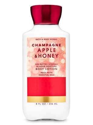 Champagne Apple & Honey Super Smooth Body Lotion
