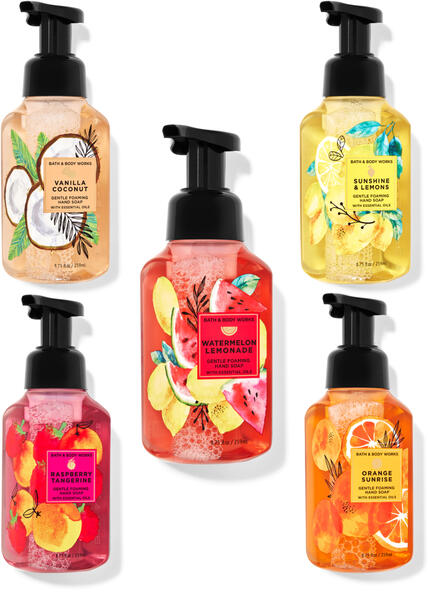 Bright off the Vine Gentle Foaming Hand Soap, 5-Pack