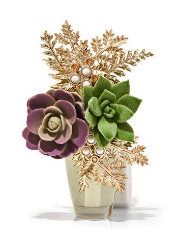 Holiday Succulents Wallflowers Fragrance Plug