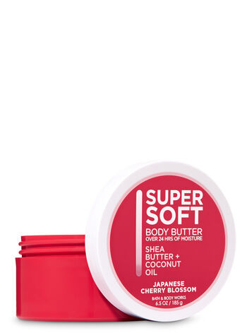 Japanese Cherry Blossom Super Soft Body Butter - Bath And Body Works