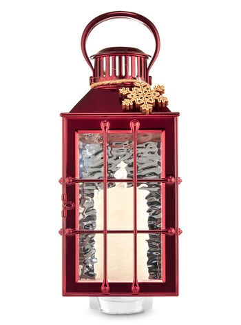 Ship Lantern with Charm Nightlight Wallflowers Fragrance Plug