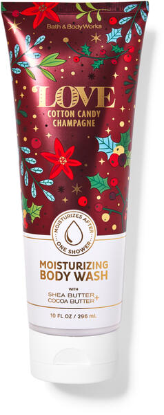 Cotton Candy Champagne Moisturizing Body Wash