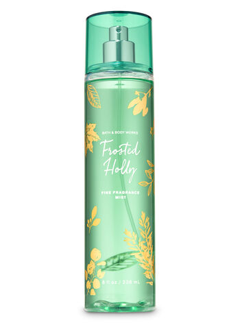 Frosted Holly Fine Fragrance Mist - Bath And Body Works