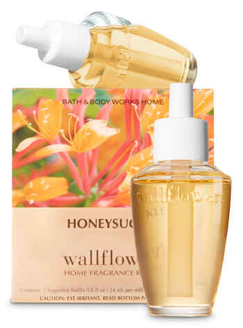 Honeysuckle Wallflowers Refills, 2-Pack - Bath And Body Works