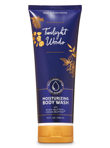 Twilight Woods Moisturizing Body Wash - Bath And Body Works