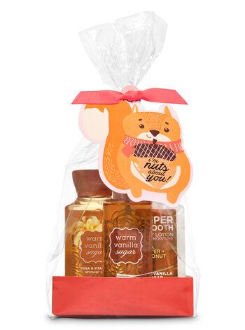 Warm Vanilla Sugar I'm Nuts About You Mini Gift Set
