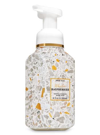 White Raspberries Gentle Foaming Hand Soap - Bath And Body Works