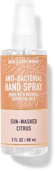 Sun-Washed Citrus Hand Sanitizer Spray