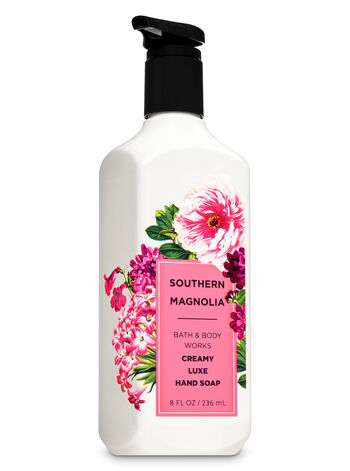 Southern Magnolia Creamy Luxe Hand Soap - Bath And Body Works