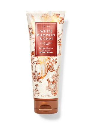 White Pumpkin & Chai Ultra Shea Body Cream