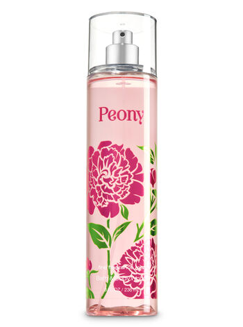 Signature Collection Peony Fine Fragrance Mist - Bath And Body Works