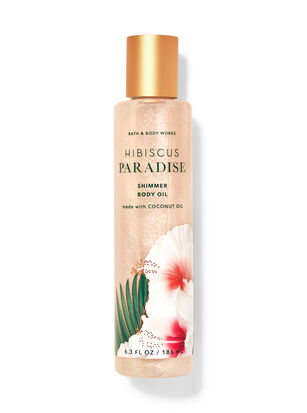 Hibiscus Paradise Shimmer Body Oil