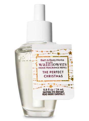 The Perfect Christmas Wallflowers Fragrance Refill - Bath And Body Works