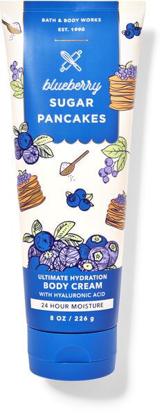 Blueberry Sugar Pancakes Ultimate Hydration Body Cream