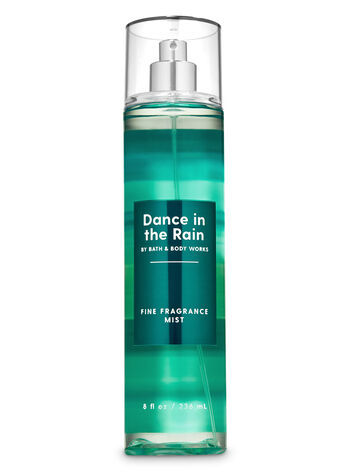 Dance in the Rain - Fresh Raindrops Fine Fragrance Mist - Bath And Body Works
