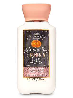 Marshmallow Pumpkin Latte Travel Size Body Lotion