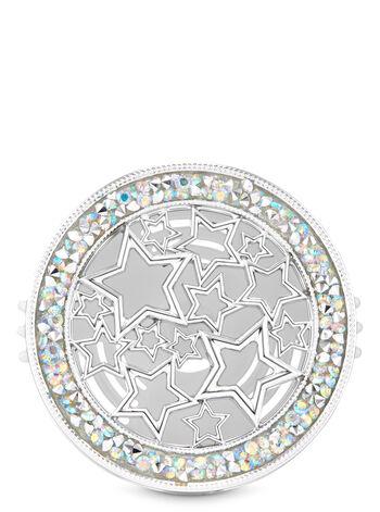 Stars & Gems Vent Clip Car Fragrance Holder