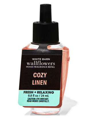 Cozy Linen Wallflowers Fragrance Refill
