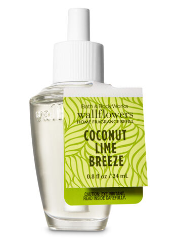 Coconut Lime Breeze Wallflowers Fragrance Refill - Bath And Body Works