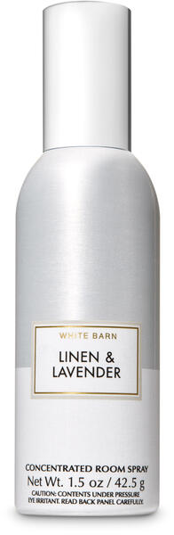 Linen & Lavender Concentrated Room Spray