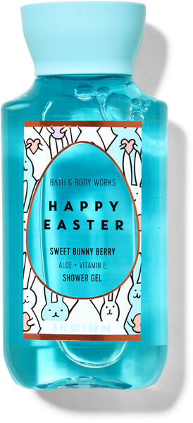 Sweet Bunny Berry Travel Size Shower Gel