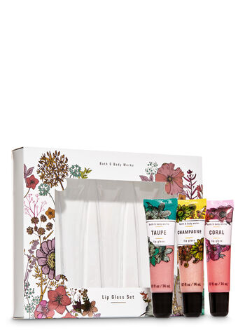 Spring Lip Gloss Set, 3-Pack - Bath And Body Works