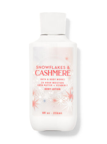 Snowflakes & Cashmere Super Smooth Body Lotion