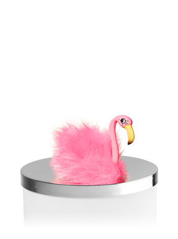 Flamingo 3-Wick Candle Magnet - Bath And Body Works