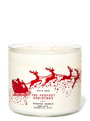 The Perfect Christmas 3-Wick Candle