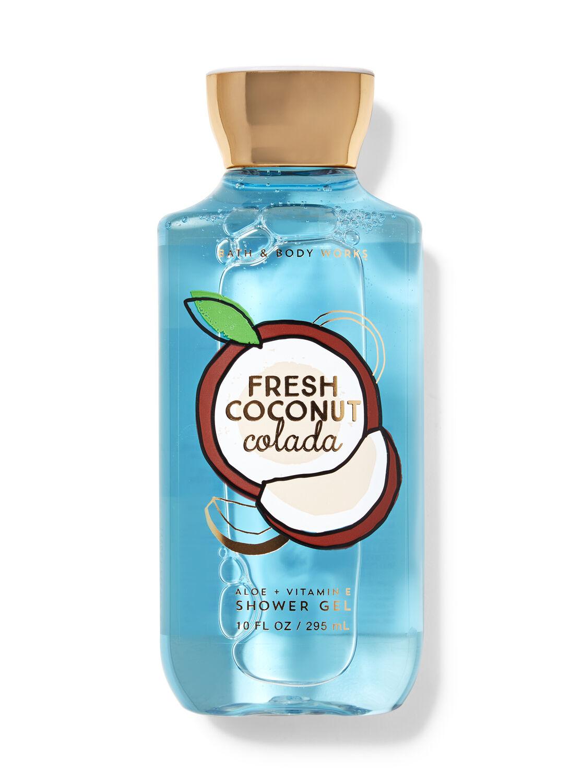 Fresh Coconut Colada Shower Gel