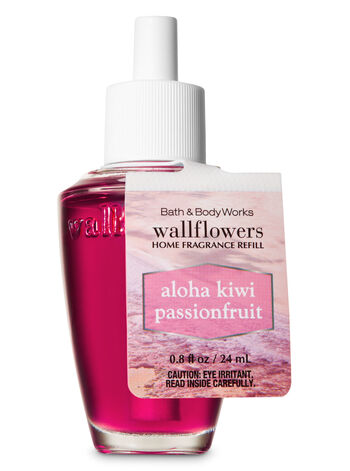 Aloha Kiwi Passionfruit Wallflowers Fragrance Refill - Bath And Body Works