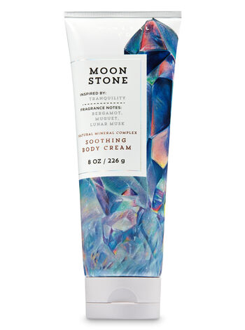 Signature Collection Moonstone Body Cream - Bath And Body Works