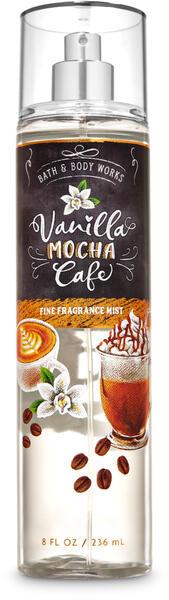 Vanilla Mocha Café Fine Fragrance Mist