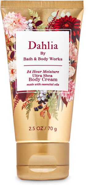 Dahlia Travel Size Body Cream