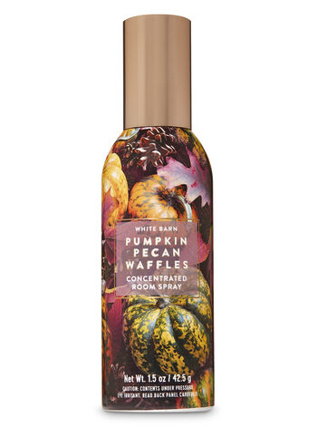 Pumpkin Pecan Waffles Concentrated Room Spray - Bath And Body Works