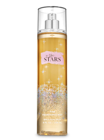 Signature Collection In the Stars Fine Fragrance Mist - Bath And Body Works