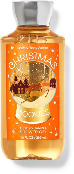 Christmas Cookies Shower Gel