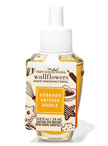 Sugared Snickerdoodle Wallflowers Fragrance Refill