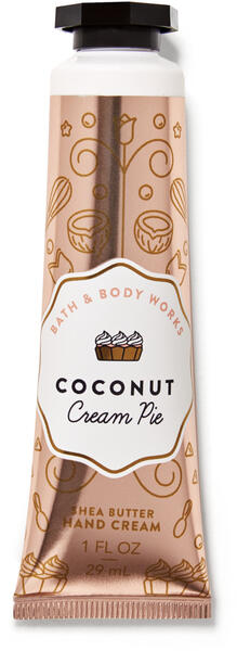 Coconut Cream Pie Hand Cream