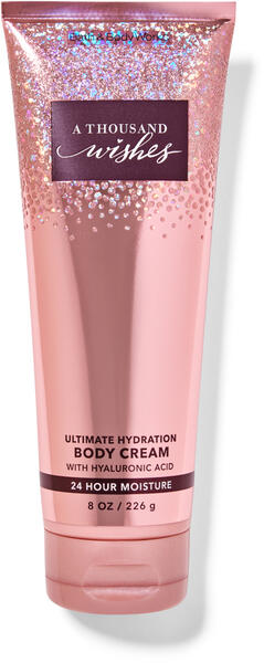 A Thousand Wishes Ultimate Hydration Body Cream