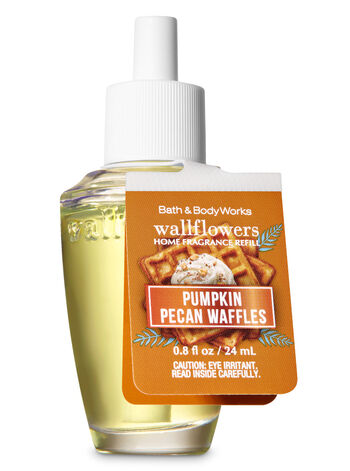 Pumpkin Pecan Waffles Wallflowers Fragrance Refill - Bath And Body Works