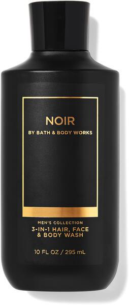 Noir 3-in-1 Hair, Face & Body Wash