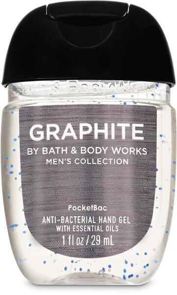 Graphite PocketBac Hand Sanitizer