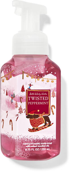 Twisted Peppermint Gentle Foaming Hand Soap