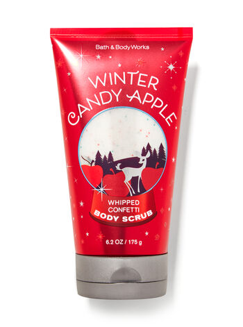 Winter Candy Apple Whipped Confetti Body Scrub